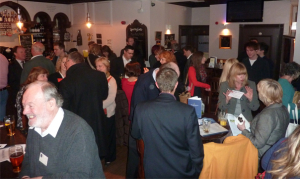 Knibbs Host First Friday Networking in Tunbridge Wells